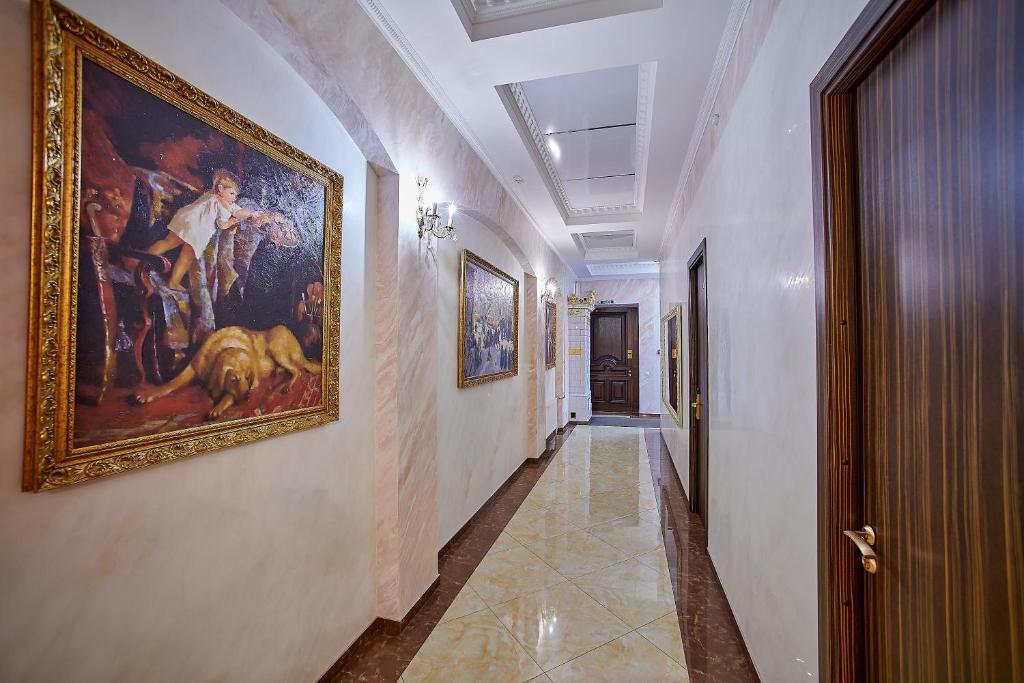 Отель Никонов, Санкт-Петербург