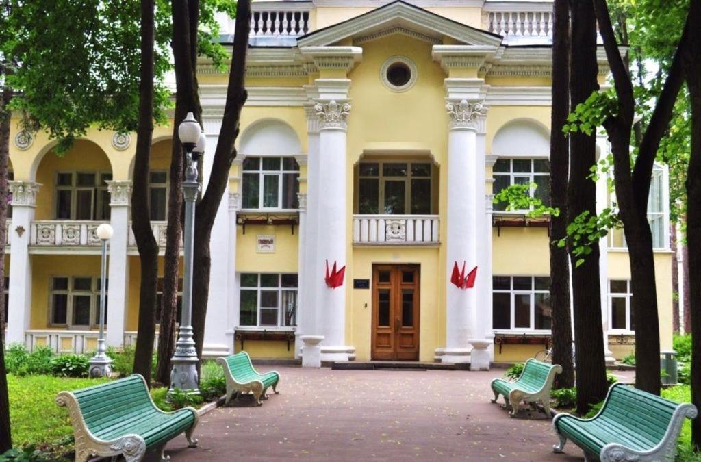 Санаторий Удельная, Быково (Московская область)