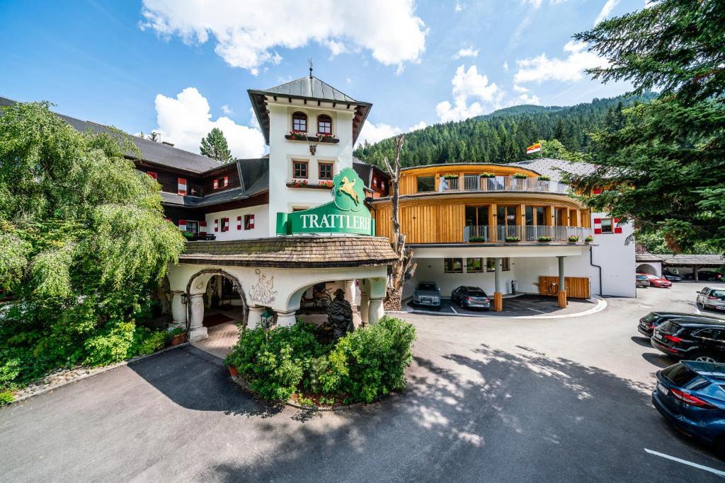 Hotel Trattlerhof, Бад-Клайнкирхайм, Австрия