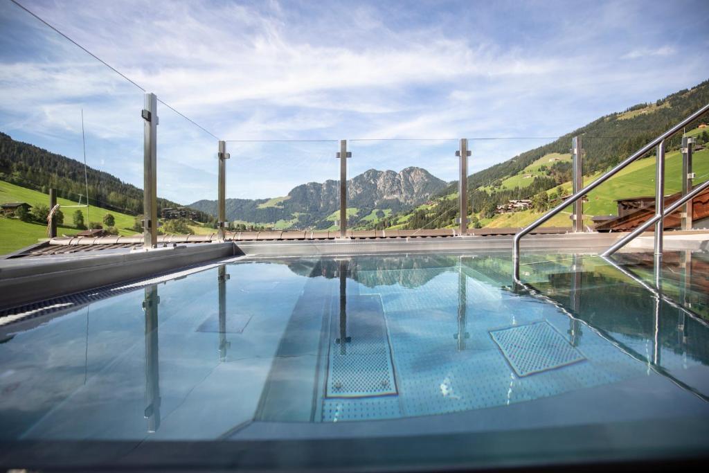 4*S Galtenberg Family & Wellness Resort, Альпбах, Австрия