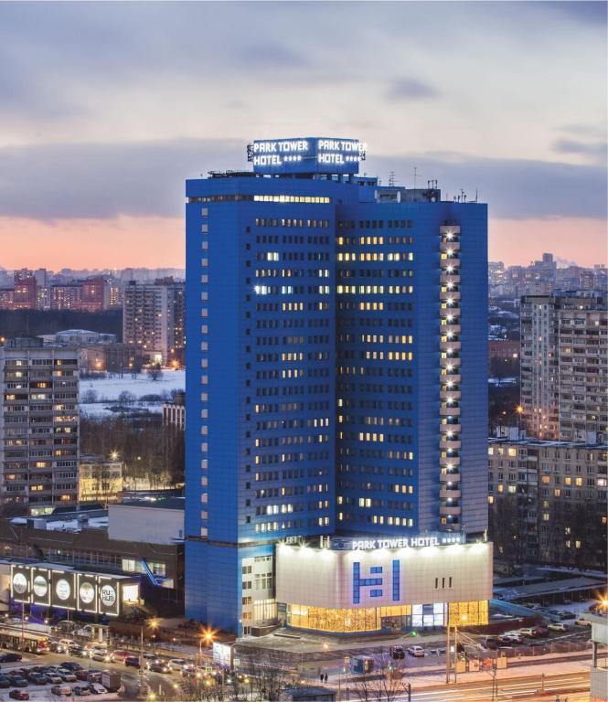 Гостиница Молодежный, Москва