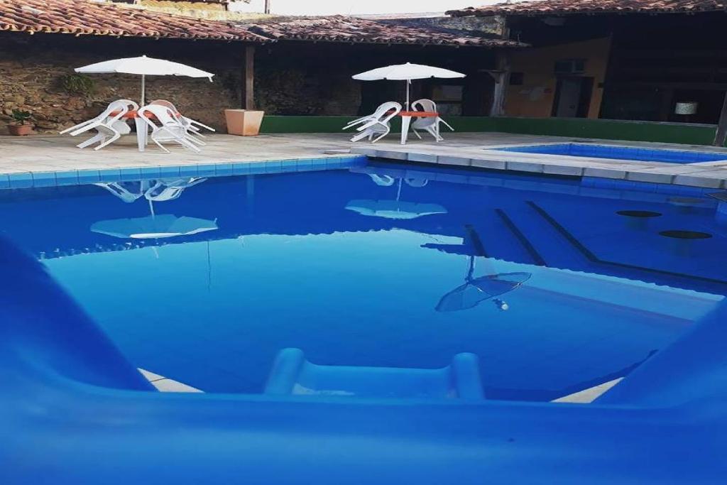 Отель Hotel Recanto do Sol, Порту-Сегуру