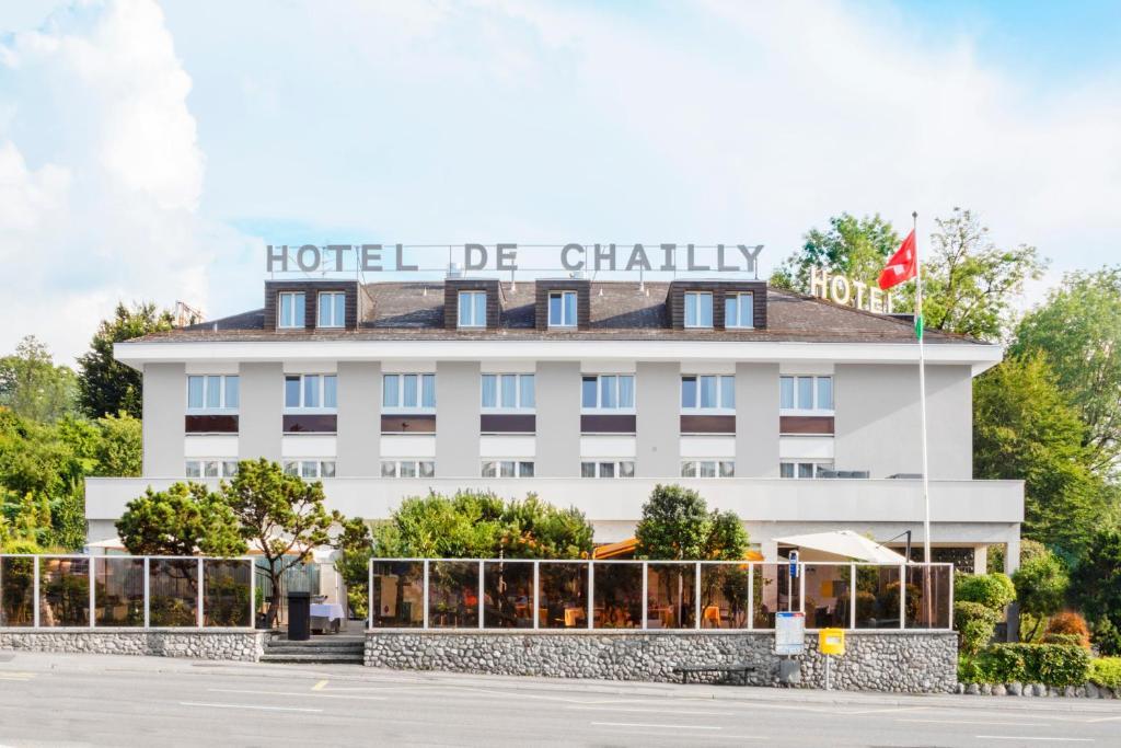 Hôtel de Chailly, Монтрё