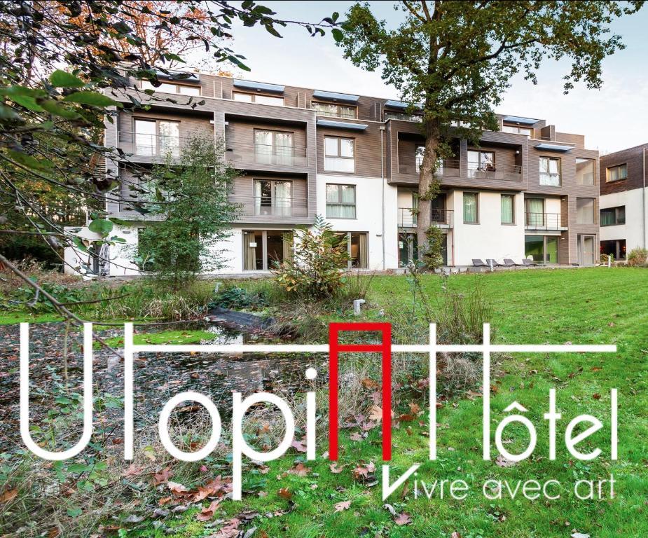 Utopia Hotel, Монс, Бельгия