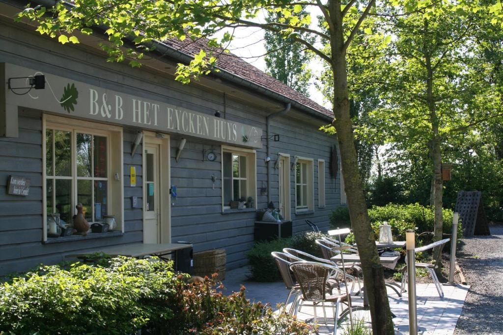 B&B Het Eycken Huys, Гент, Бельгия