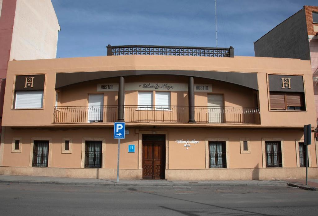 Hostal Welcome2 Alcázar, Мадрид