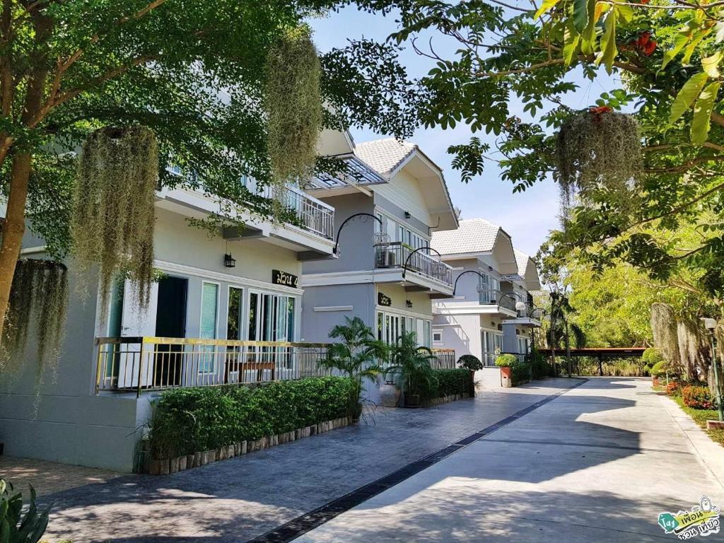 Курортный отель Muaan Resort, Супханбури