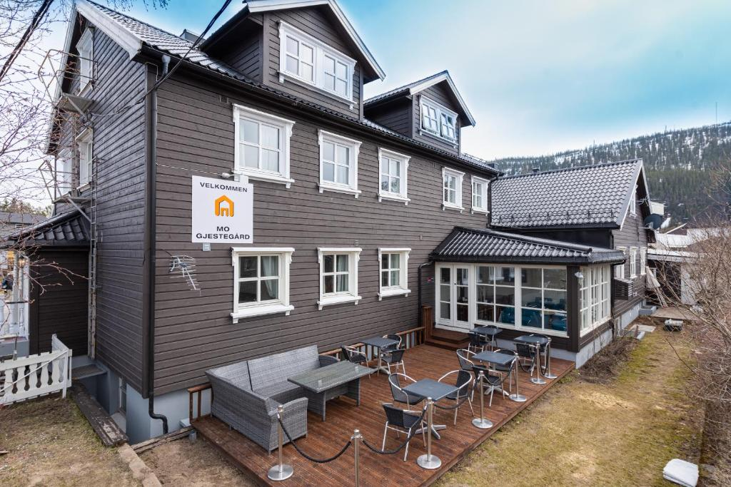 Babettes Hotell, Му-и-Рана, Норвегия