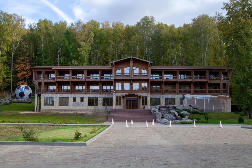 Гостиницы Берхино