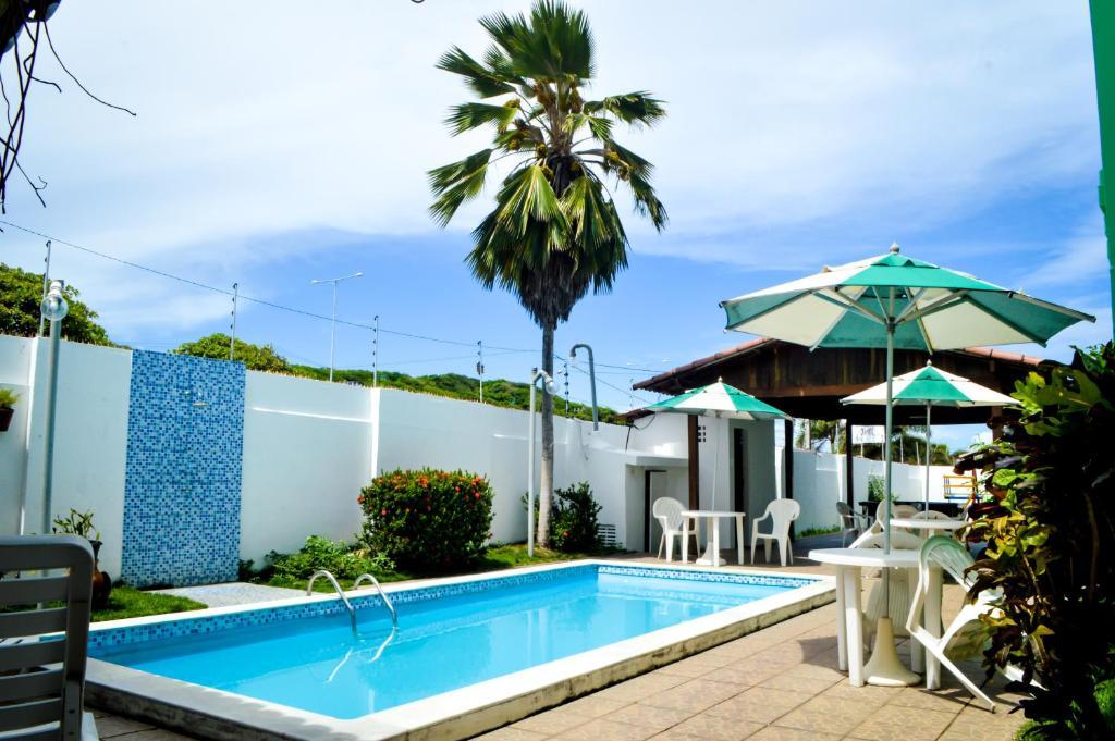 Отель Hotel Recanto da Costeira, Натал