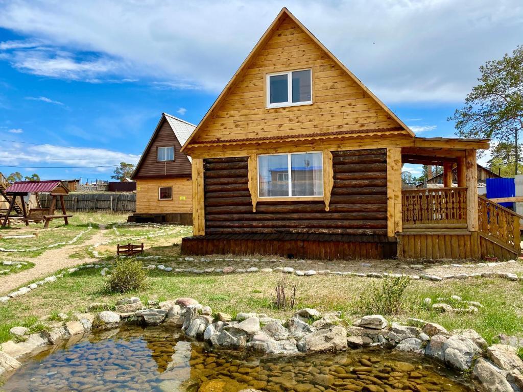 Гостевой дом Отдых на Байкале, Хужир