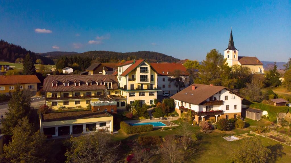 Hotel des Glücks - Landhotel Fischl, Бад-Клайнкирхайм, Австрия