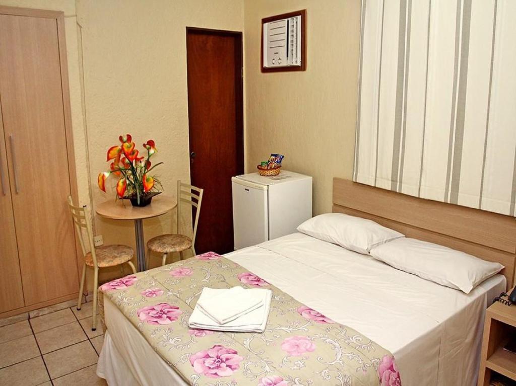 Отель Center Hotel, Рибейран-Прету
