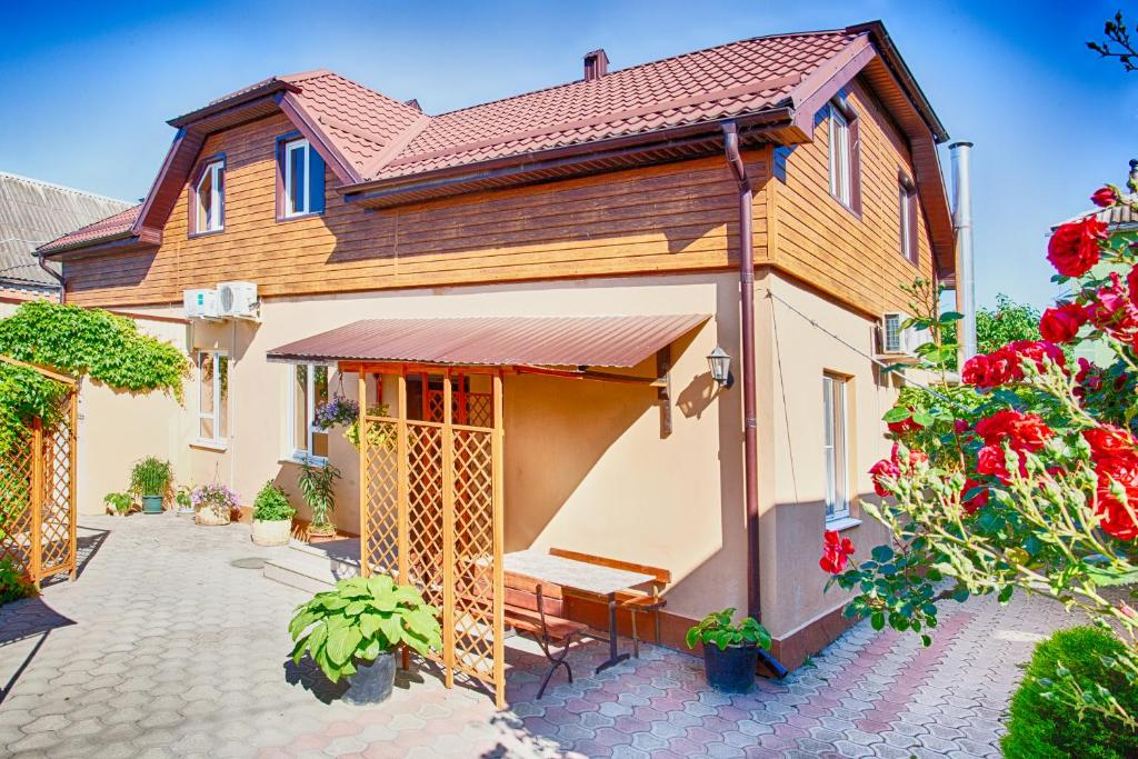 Гостевой дом Черномор, Витязево