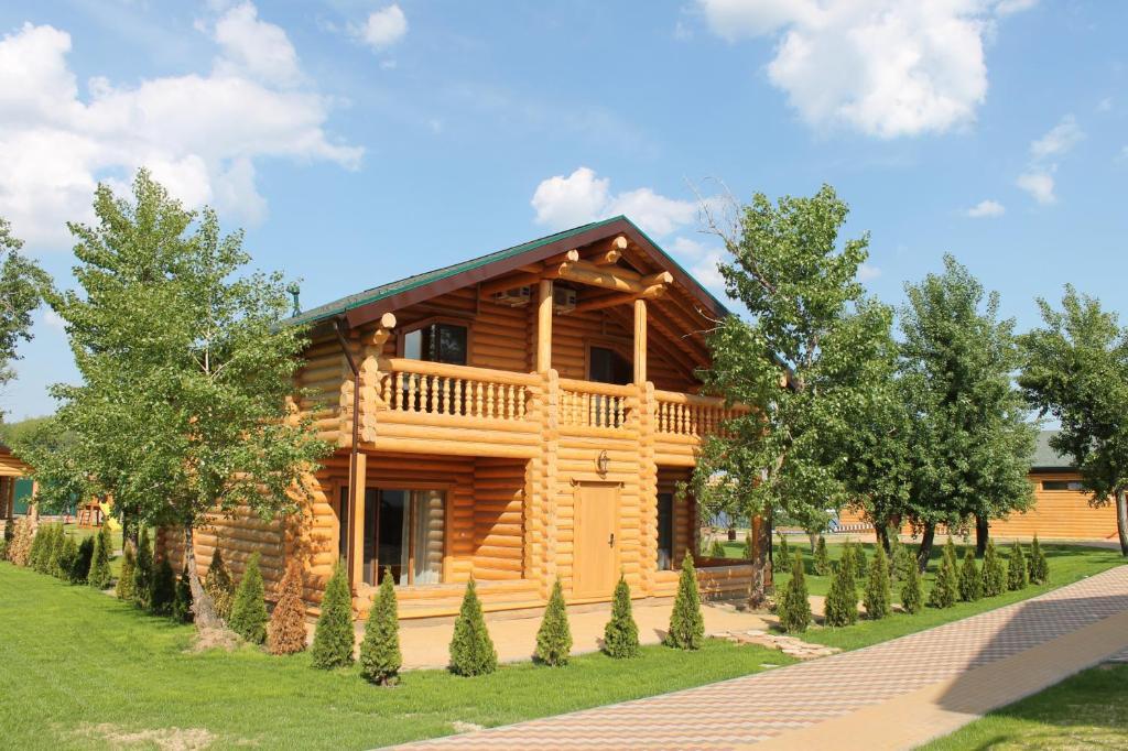 Парк-Отель Бобры, Краснослободск
