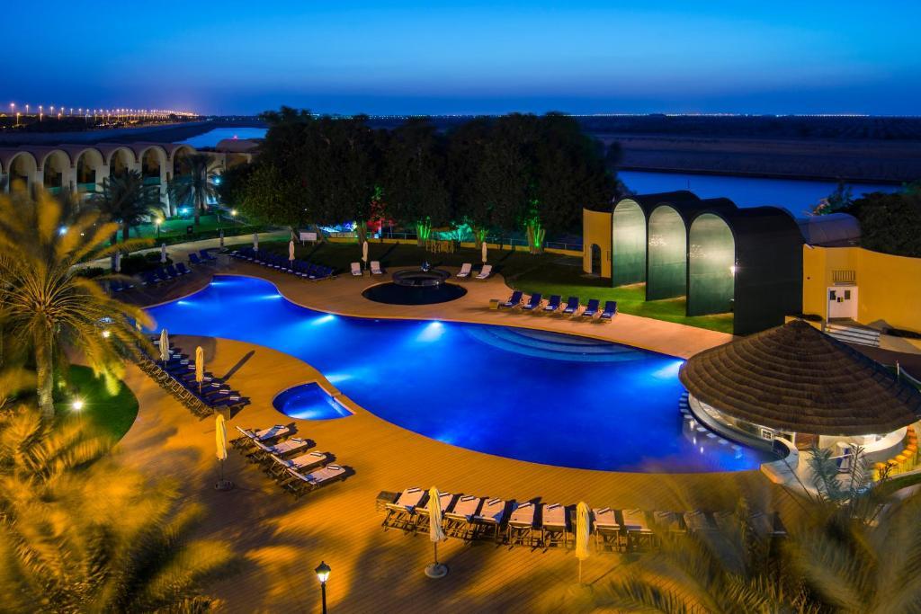 Golden Tulip Al Jazira Hotel & Resort, Гантут, ОАЭ