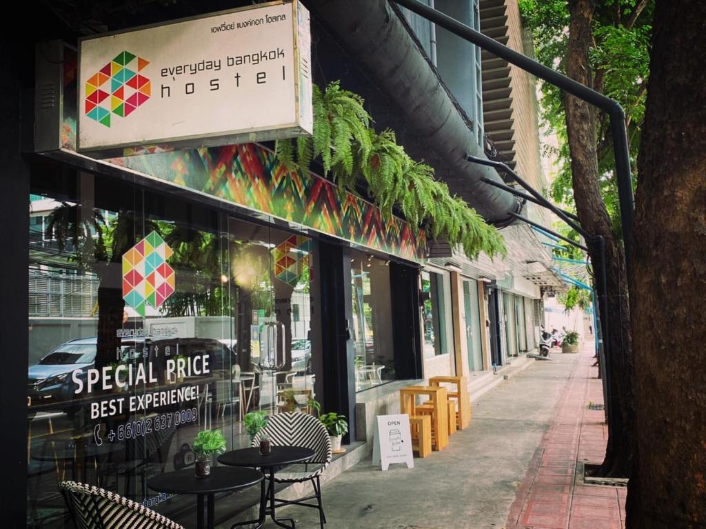 Хостел Everyday Bangkok Hostel, Бангкок