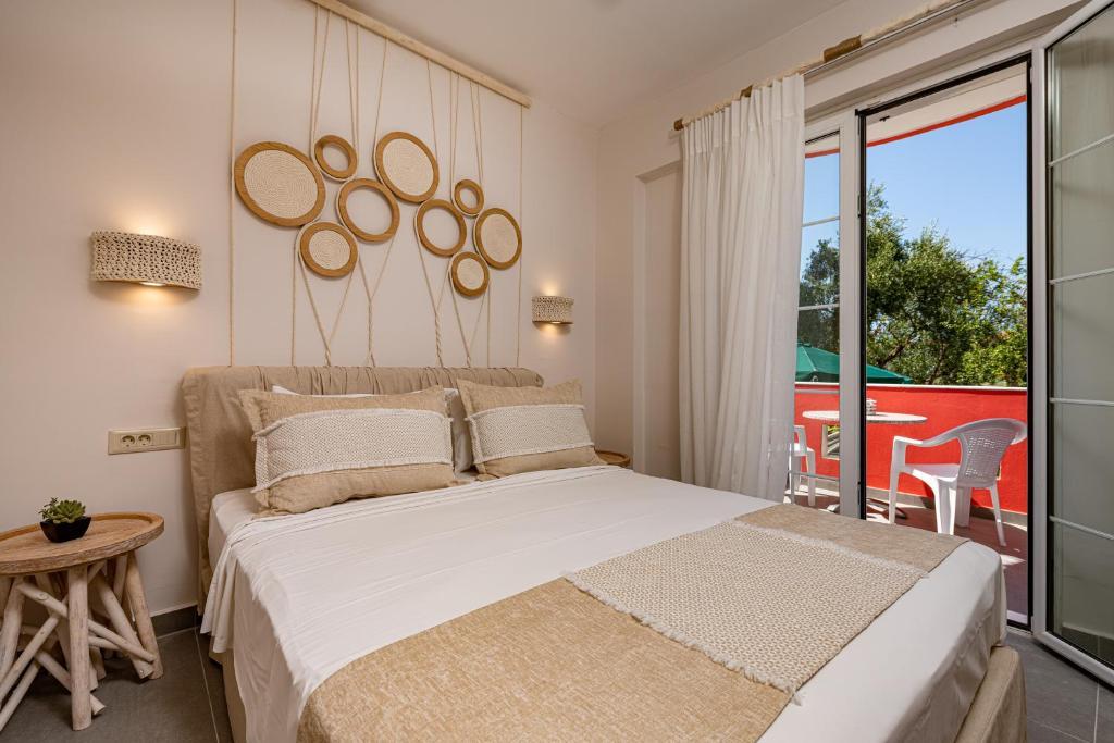 Апартаменты Villa Spiros, Лаганас