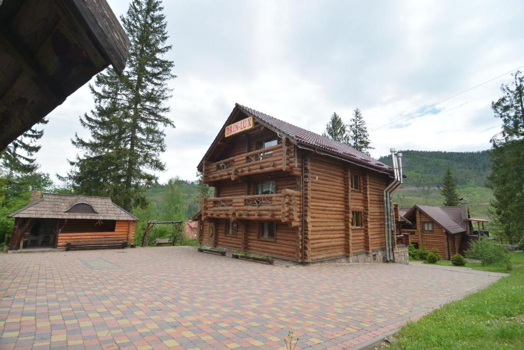 Гостевой дом Drin-Lux, Славское