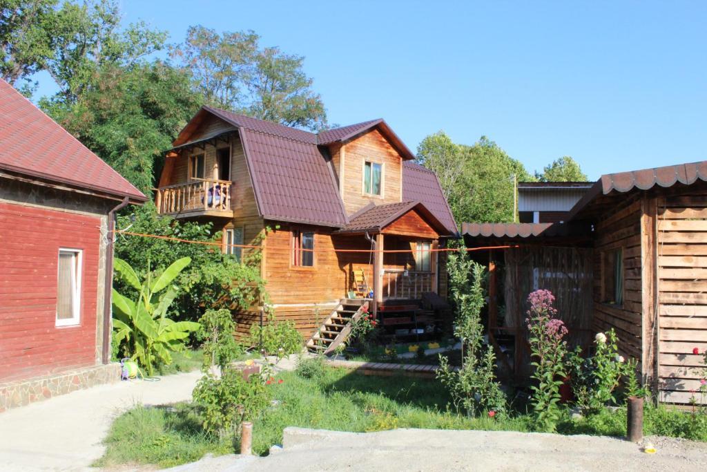 Гостевой дом На Магнитогорской