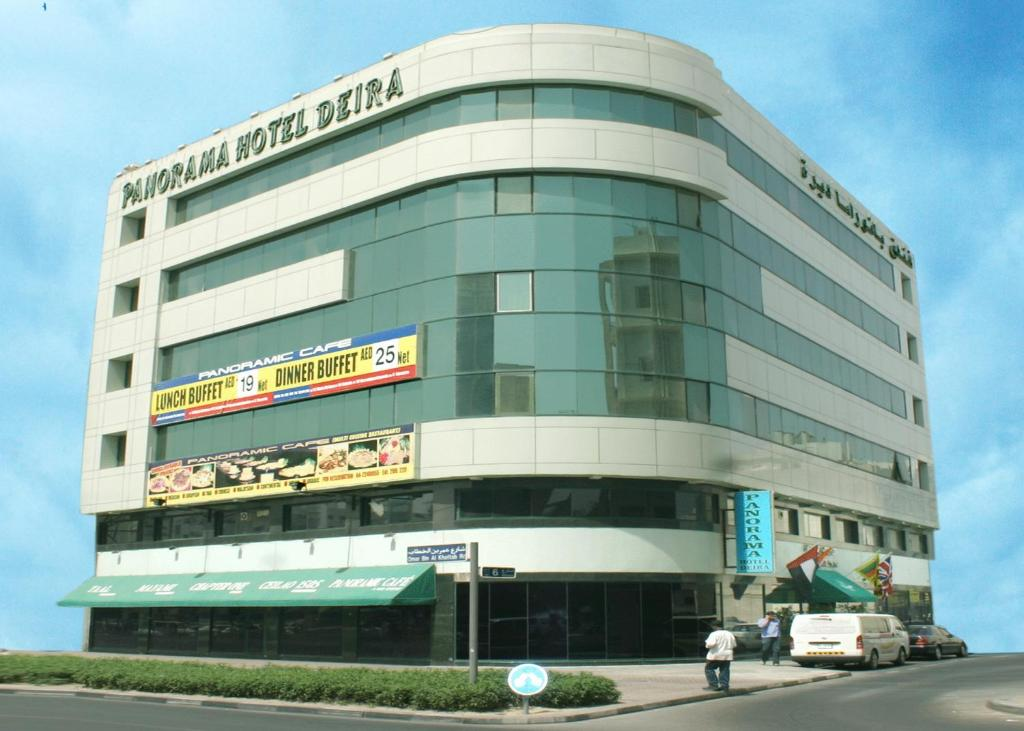 Panorama Hotel Deira, Дубай, ОАЭ