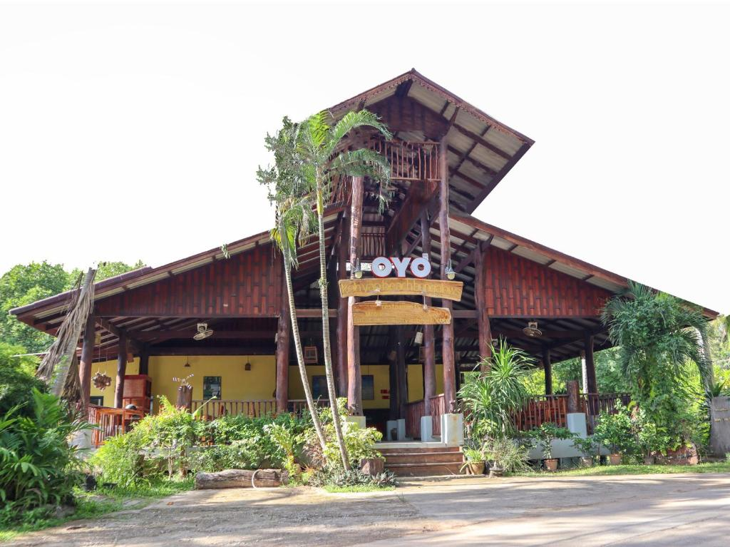 Гостевой дом Koh Yao Beach Bungalows, Ко-Йао-Нои