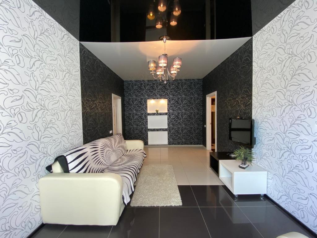 Апартаменты «Черно-белый», Самара