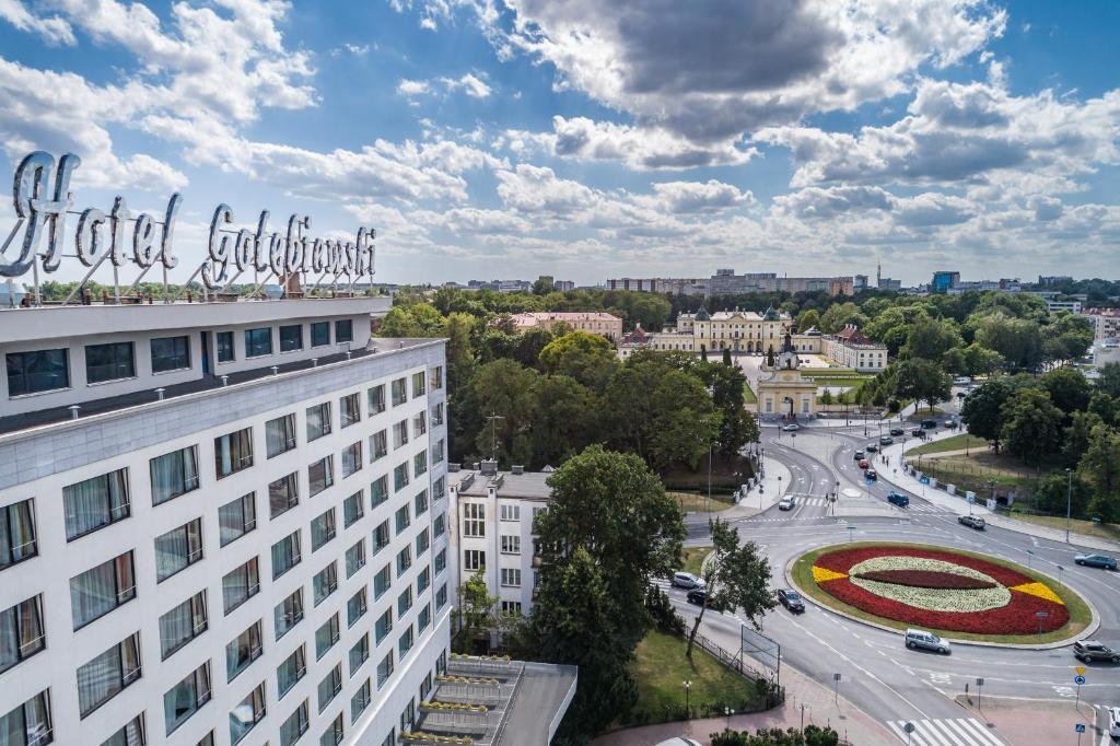 Hotel Gołębiewski Białystok, Белосток