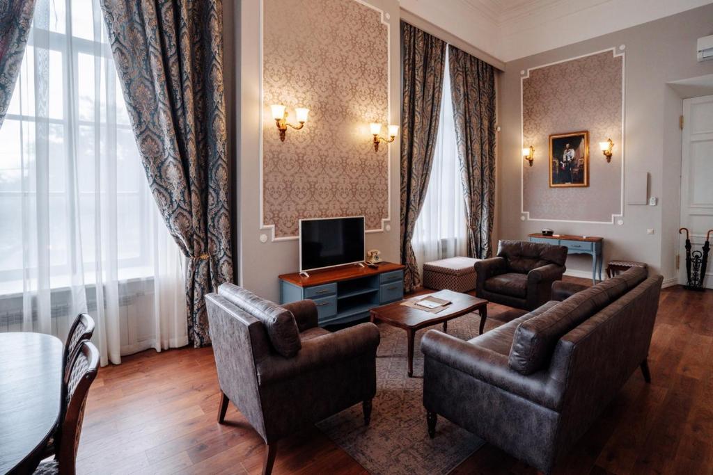 Гостиницы рядом с Музейно-выставочным центром Тульские древности в Туле
