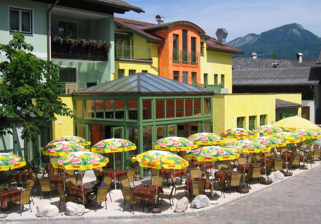 Gasthof Zur Post, Бад-Ишль, Австрия
