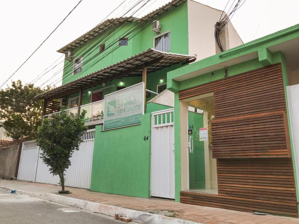 Гостевой дом Pousada Caminho dos Anjos, Арраял-ду-Кабу