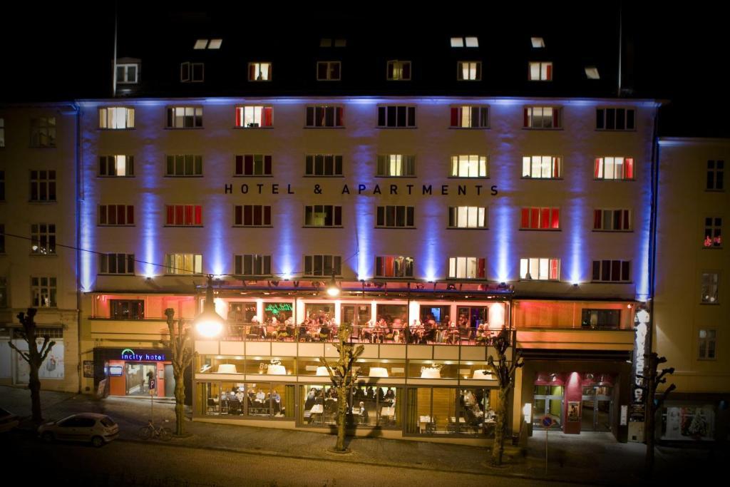 Ole Bull Hotel & Apartments, Берген, Норвегия