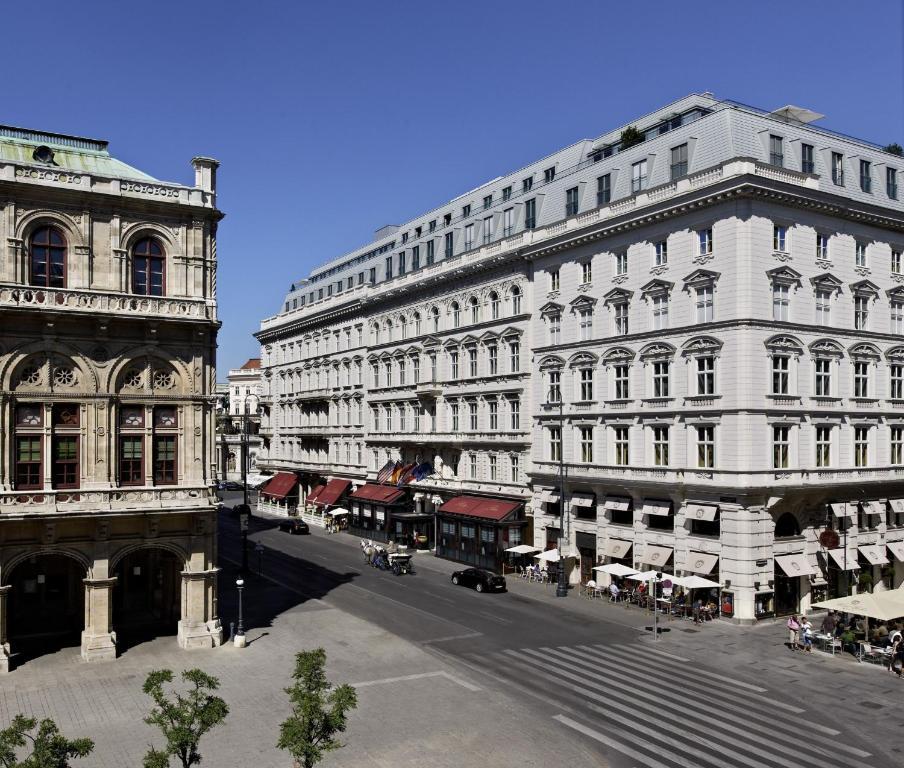 Лучшие отели Вены 5 звезд в центре