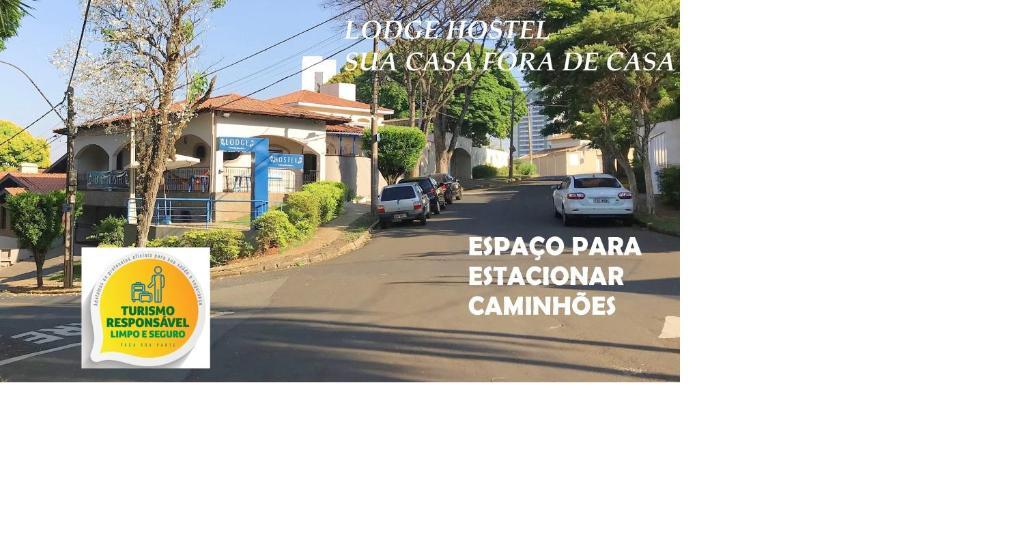 Хостел Lodge Hostel Piracicaba, Пирасикаба