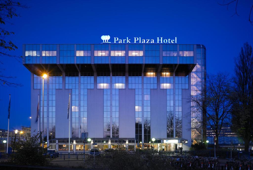 Park Plaza Utrecht, Утрехт, Нидерланды