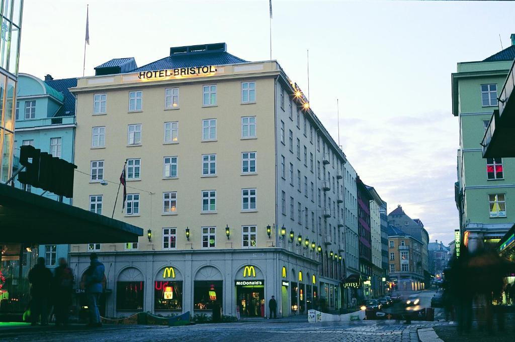 Thon Hotel Bristol, Bergen, Берген, Норвегия