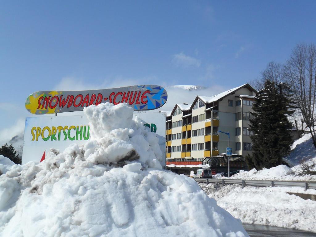 Appartements Central, Бад-Клайнкирхайм, Австрия