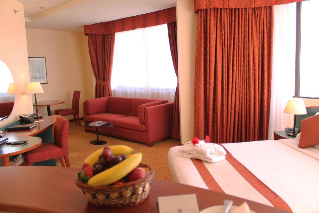 Al Diar Dana Hotel, Абу-Даби, ОАЭ