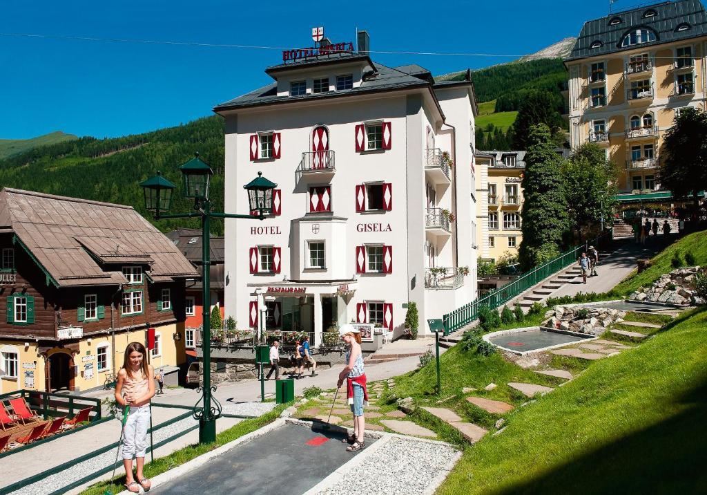 Hotel Gisela, Бад-Гастайн, Австрия
