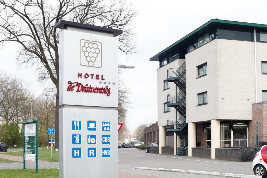Hotel De Druiventros, Тилбург, Нидерланды