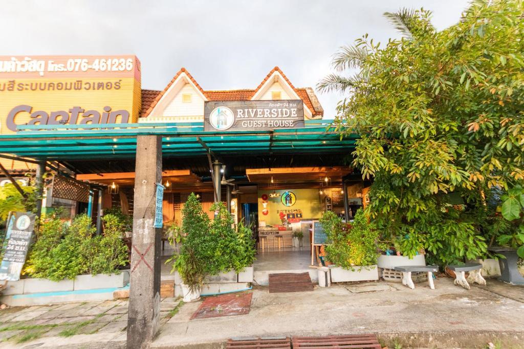 Отель Riverside Guesthouse, Кхаулак