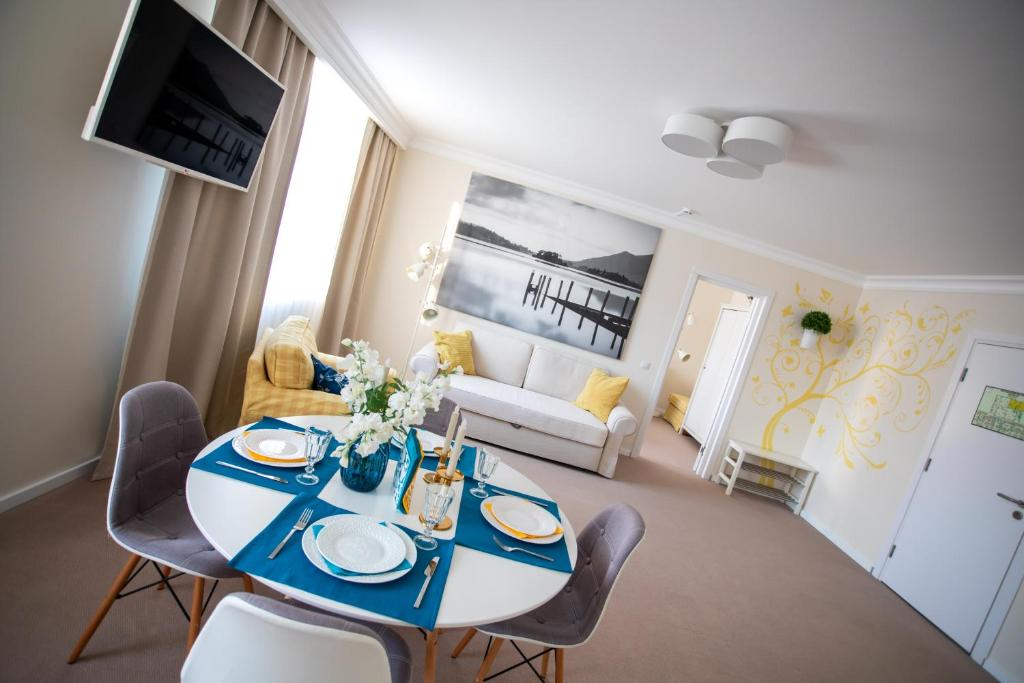 Apartment on Bulvar Ivana Finyutina, Самара