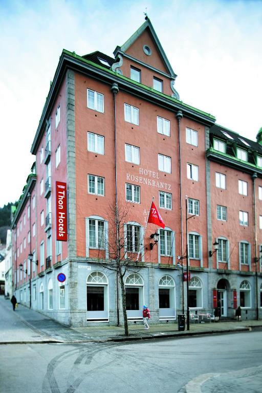 Thon Hotel Rosenkrantz Bergen, Берген, Норвегия