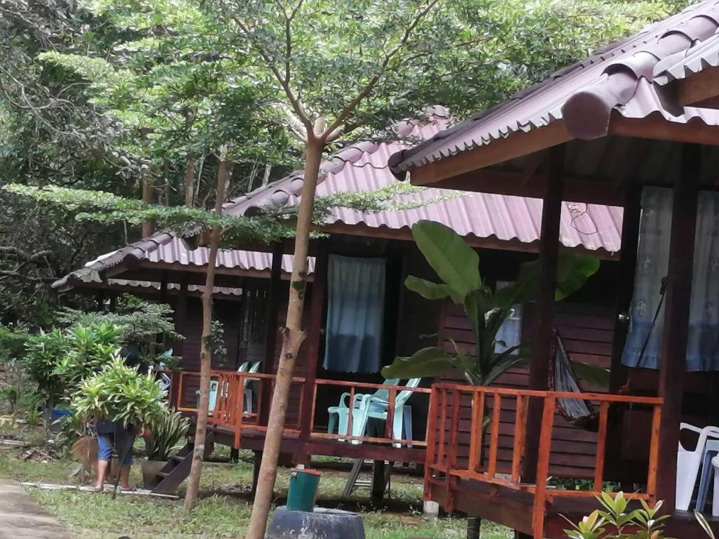 Гостевой дом Eco Bungalow, Ко Пхаям
