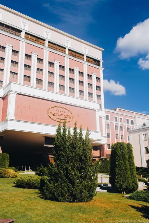 Отель Президент, Минск