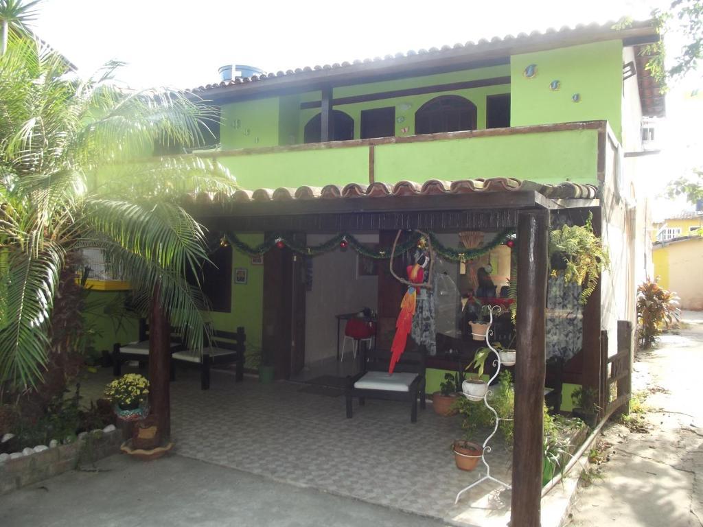 Гостевой дом Pousada Casa Nova Búzios, Армасан-дус-Бузиус