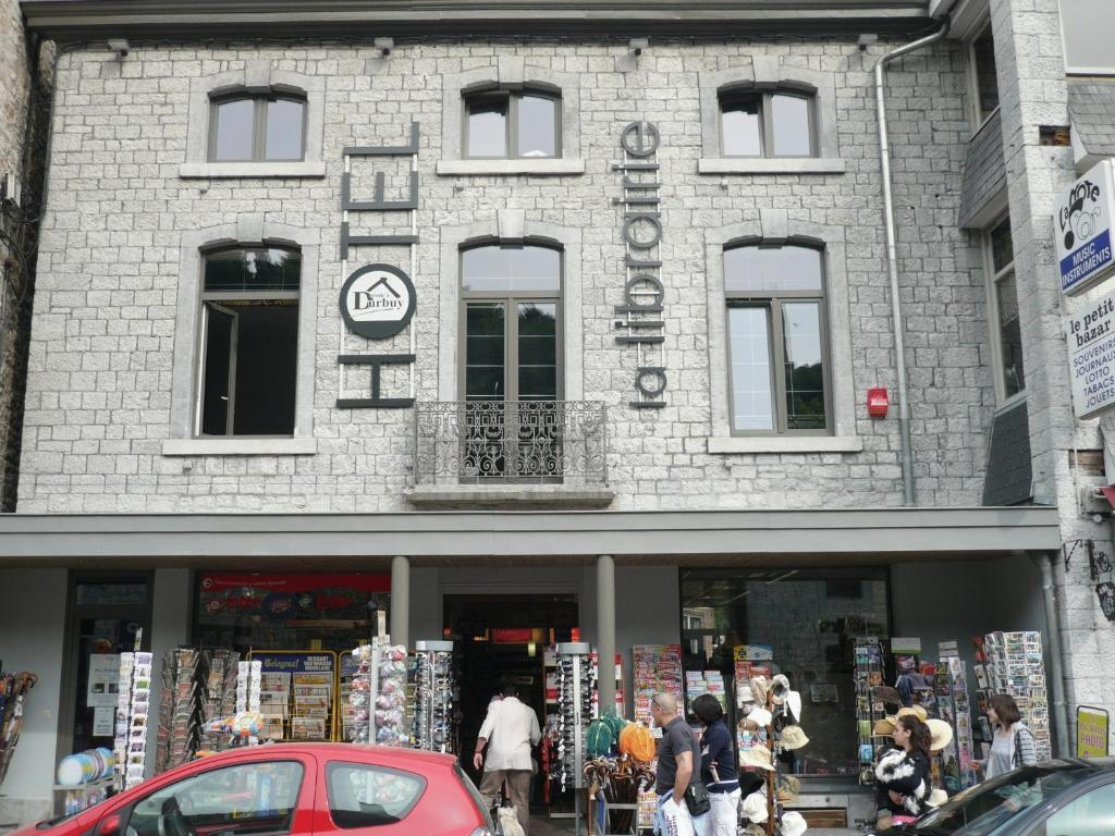 Hotel La Librairie, Дюрбюи, Бельгия