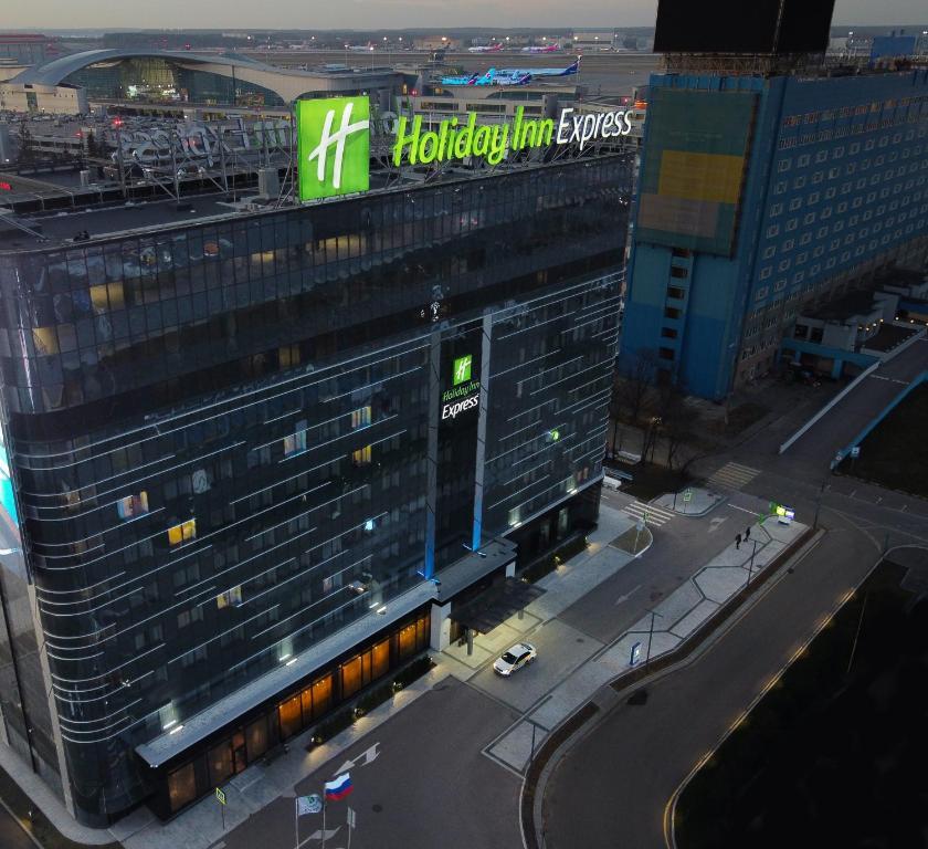 Отель Holiday Inn Express - Аэропорт Шереметьево, Химки
