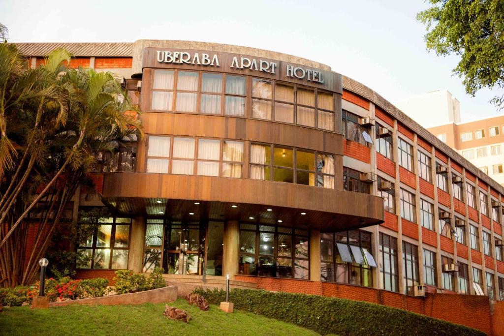 Апарт-отель Uberaba Apart Hotel, Убераба