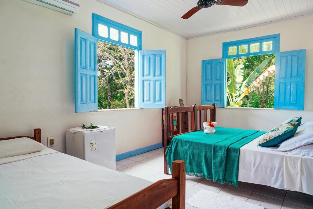 Гостевой дом Ganga Zumba Hostel & Pousada, Барра-Гранди